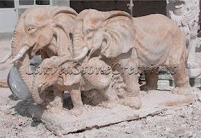 Animal, Elephant, Exterior, Ideas, Statues