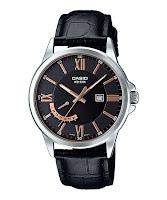 Casio Standard : MTP-E125L