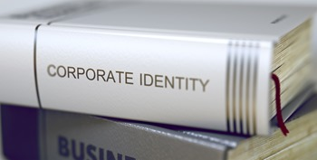 Book Title of Corporate Identity.