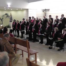 Concert de Pasqua de les corals de L'Escola de Música de Porto Cristo i Coral Gent Gran Punta de n'Amer de sa Coma