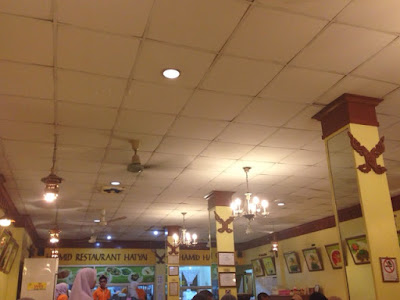 Hamid Restaurant, Hatyai