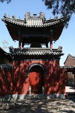 Temple Yaowangmiao : tour du tambour