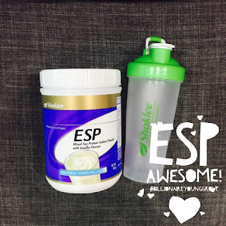Apa itu Energizing Soy Protein (ESP) Shaklee?