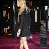 WWW.ENTSIMAGES.COM -   Poppy Delevingne   arriving    at The screening of the new Annabel's Docu-Film A String Of Naked Lightbulbs Curzon Cinema,  London October 28th 2014Premiere of documentary about iconic London members club Annabel's, filmed to mark its 50th anniversary. The film celebrates the legacy of founder Mark Birley, and founder members.                                                Photo Mobis Photos/OIC 0203 174 1069