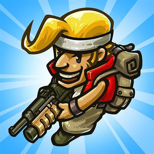 Metal Slug Infinity: Idle Role Playing Game Icon