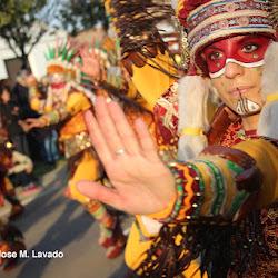 Desfile de Carnaval de Puebla de la Calzada 2017