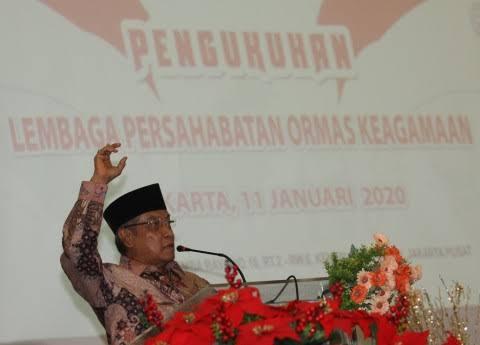 Soal OTT Wahyu Setiawan, Said Aqil PBNU Minta KPK Tajam ke Atas
