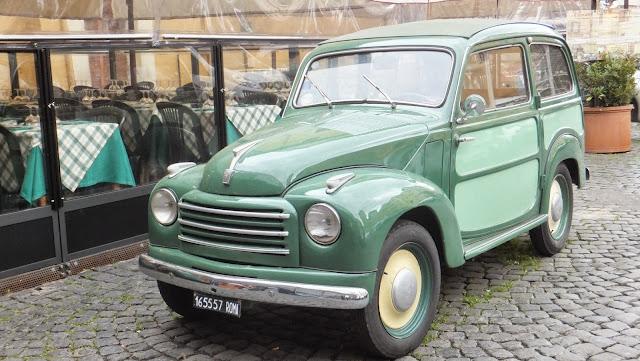 Topolino, Carlo Menta, Trastevere, Roma, Elisa N, Blog de Viajes, Lifestyle, Travel