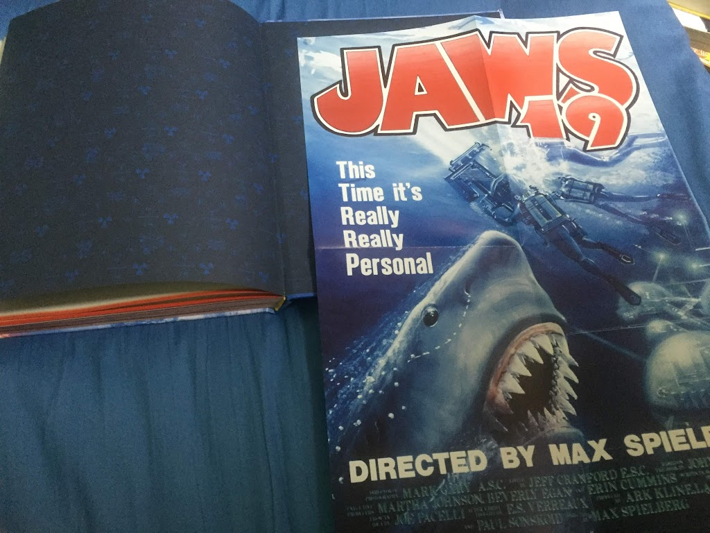 Jaws 19 movie poster:ジョーズ 19