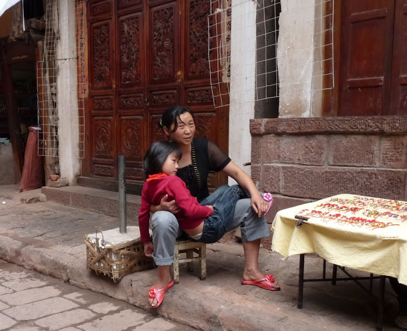 Chine . Yunnan   HEI JING  (ancienne capitale du sel) - P1260520.JPG