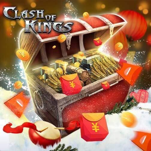 Çin Yılı 5. Etkinlikle Kutlanmaya Devam Ediliyor - Clash Of Kings