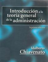 Administración - Chiavenato