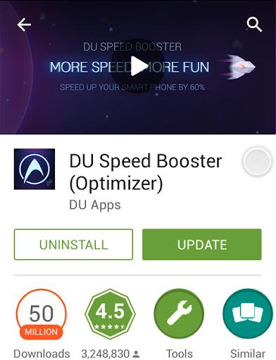 Du booster latest apk downloader