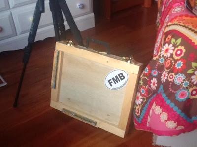 My Homemade Plein Air Easel