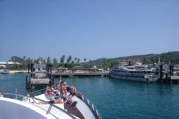 Phuket To Koh Phi Phi Transfer By Ferry Trip Store Krabi