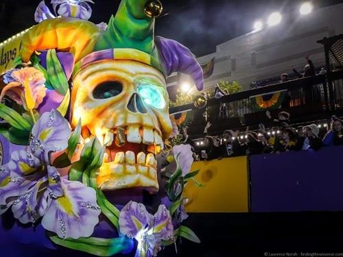 Mardi Gras Parade New Orleans