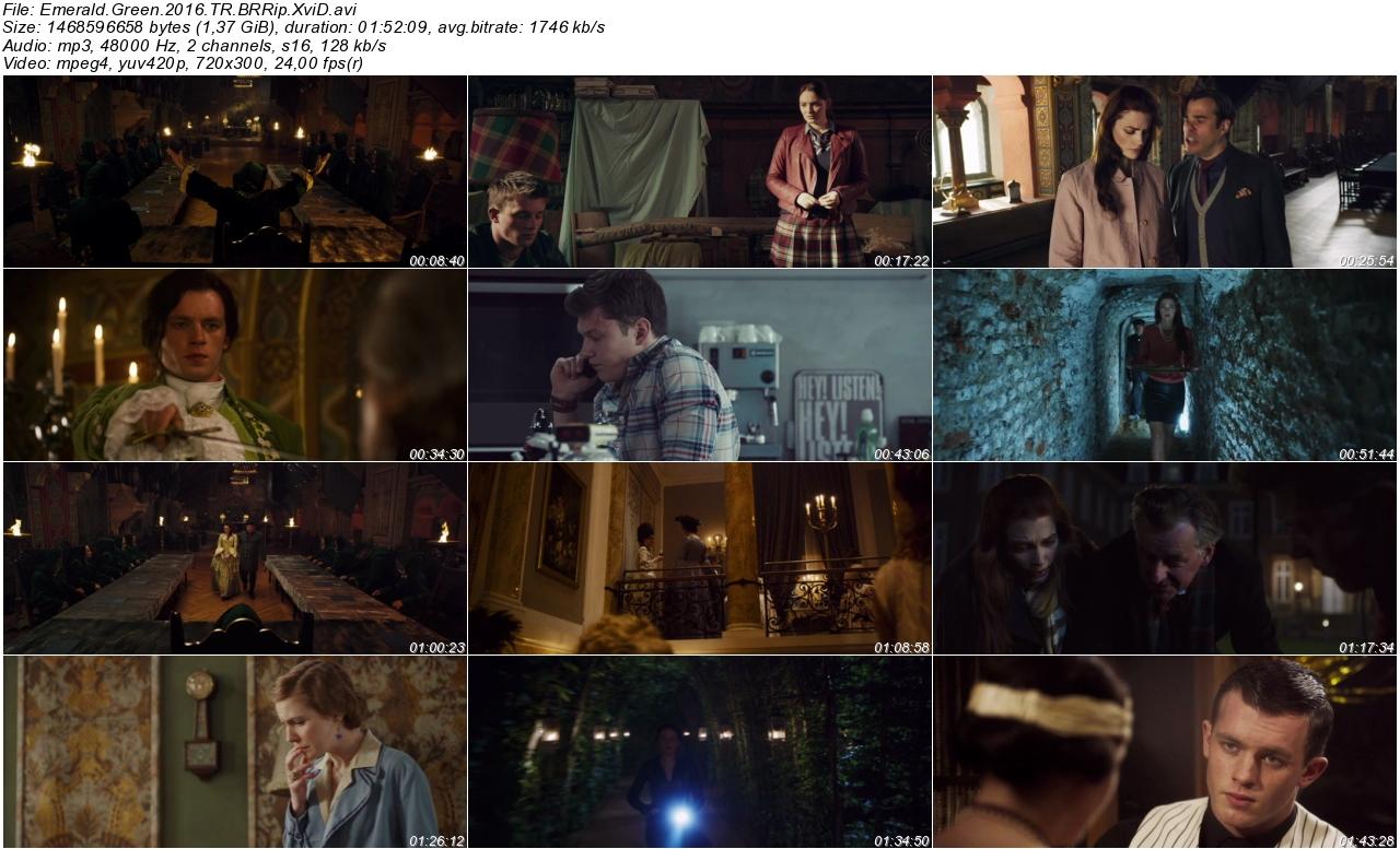 Zümrüt Yeşil 2016 - 1080p 720p 480p - Türkçe Dublaj Tek Link indir