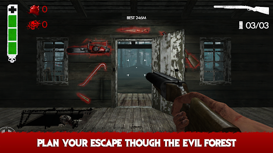 Evil Dead: Endless Nightmare Screenshot