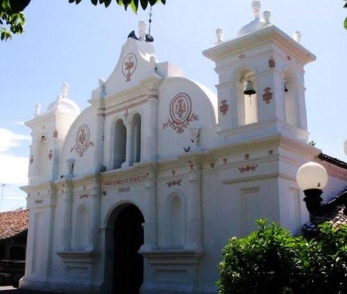 Chapeltique, San Miguel, El Salvador