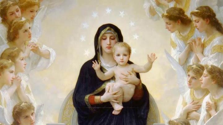 Thánh Maria Đức Mẹ Chúa Trời