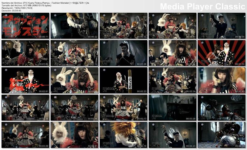 download [PV] Kyary Pamyu Pamyu 「きゃりーぱみゅぱみゅ」 - Fashion Monster [~~W@LTER~~].ts