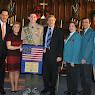 Eagle Scout for Carmel Troop 1 Joseph Malinowski
