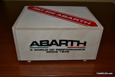US Fiat 500 Abarth Press Kit