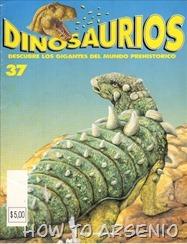 P00037 - Dinosaurios #37