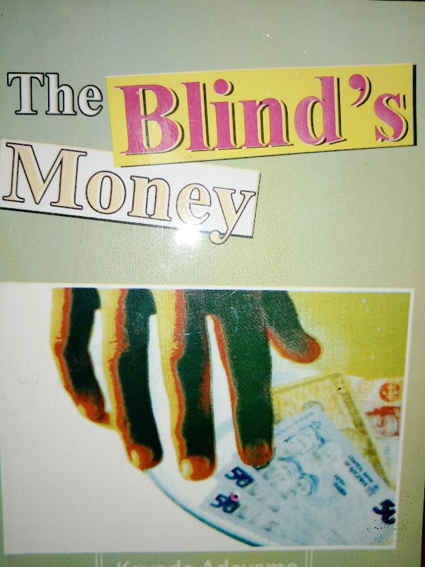 THE BLIND'S MONEY CHAPTER TWO