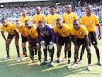 L'équipe de  Lupopo  le 20/05/2012 au stade des Martyrs à Kinshasa, lors du match contre DCMP, score: 0-4. Radio Okapi/ Ph. John Bompengo