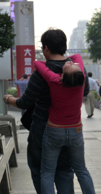 TAIWAN . Taipei De Shandao Temple jusqu à T 101 à pied... - P1160346.JPG