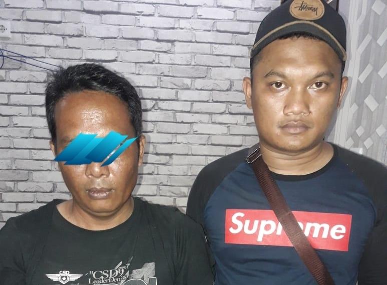 Tiga Bulan Jadi Jurtul, Sudarno Pasrah Ditangkap Polisi Diwarung Orang Tuanya