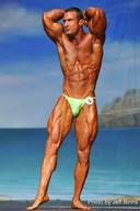 Patrick Carr - 2013 NPC Europa Show of Champions