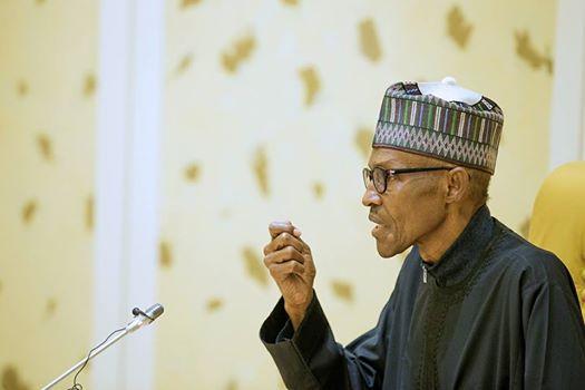 Complete Transcript Of President Buhari's Speech: Nigeria's Unity Settled