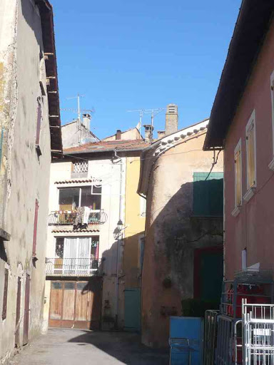 Joli bourg provençal