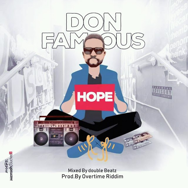 Don Famous-Hope(Mixed By Double Beatz)