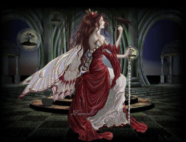 Fair Of Charming Angel, Angels 4