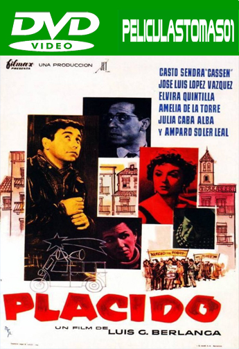 Plácido (1961) DVDRip
