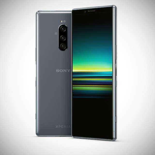 Sony Xperia 1 Smartphone Goes viral with World's First 6.5″ 21:9 Aspect Ratio 4K OLED HDR Display