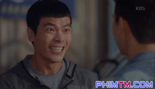 Nổi cơn ghen, Park Seo Joon… áp mặt sát vào Kim Ji Won - Ảnh 19.