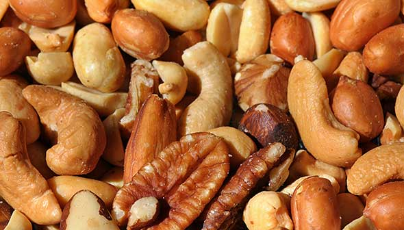Omeganuts