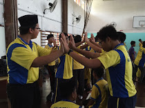 Aktiviti Team Building: Program Selepas Peperiksaan