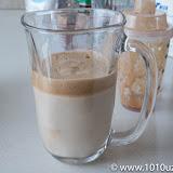 カフェインレスインスタントコーヒーで作った泡泡コーヒー