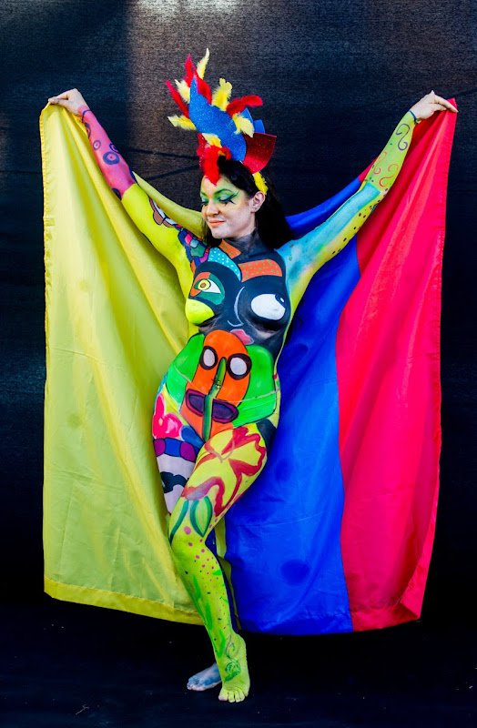 IMG_5070 Color Sea Festival Bodypainting 2018