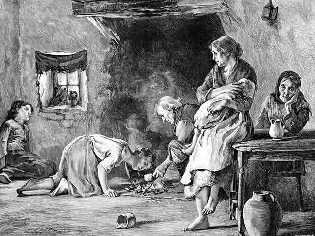 Happy St Patrick's Day: an American recounts what he saw during Ireland's Great Famine