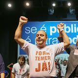 Lula participa de ato em defesa das empresas públicas no Rio de Janeiro