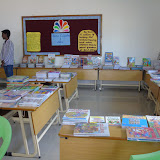 Book exhibition and PTM for Grade- V and VI on 3rd September 2015.