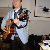 WWW.ENTSIMAGES.COM -   Wilfy Williams    at      Christmas with the K9 Angels at The Bridge Pub and Dining Rooms Casteinau Barnes London December 10th 2014                                                Photo Mobis Photos/OIC 0203 174 1069