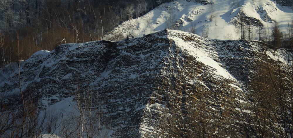 Kamieniołom w Kozach