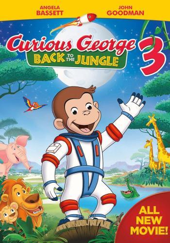 Curious George 3 Back To The Jungle - Chú Khỉ Tinh Nghịch 3- Thả Khỉ Về Rừng